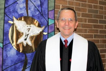 Rev. Jeffrey A. Cain, Sr.