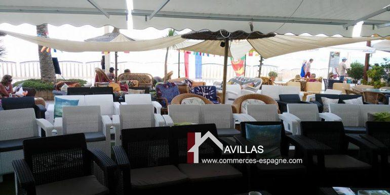 Alta Bar Lounge Cocktail Vendre Avillas Commerces Espagne