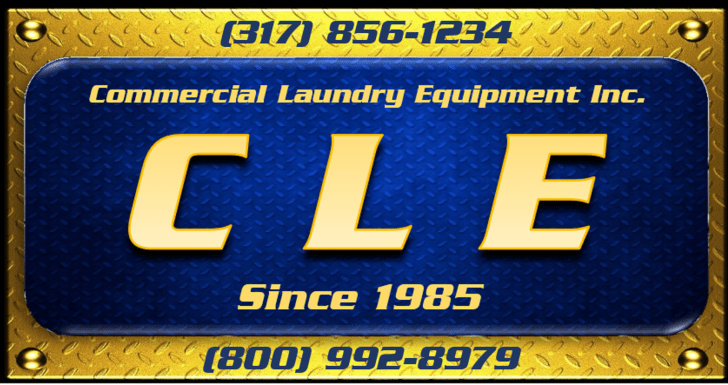 CLE logo with #