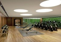 Fitness Center Lighting - Commercial Lighting Industries
