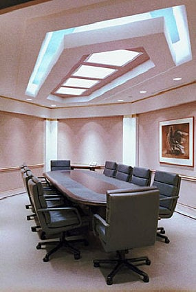 office fitout and boardroom