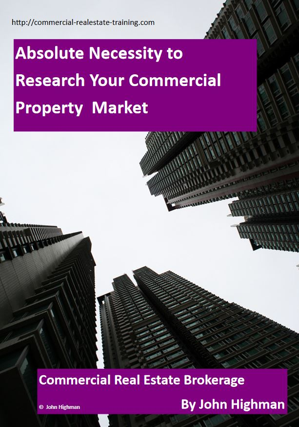 special report about property market research