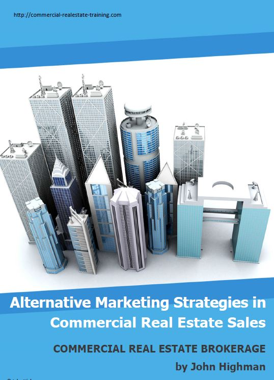 special report on commercial real estate marketing
