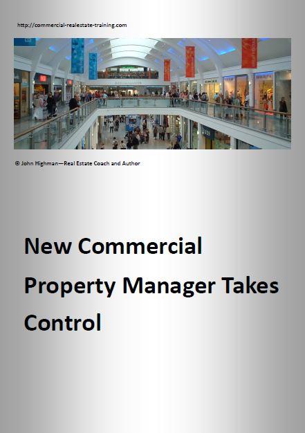 shopping center report