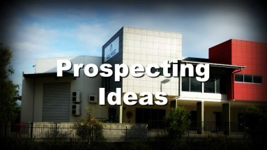 commercial office warehouse building prospecting ideas