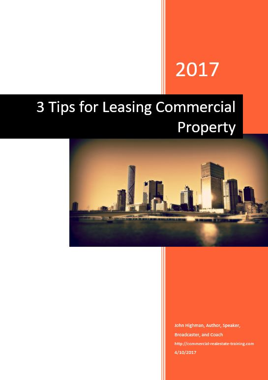 report cover - commercial buildings on river near bridge