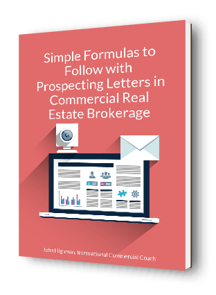 ebook about Prospecting Letters in Commercial Real Estate