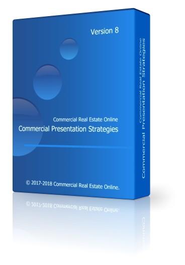 blue box of presentation strategies