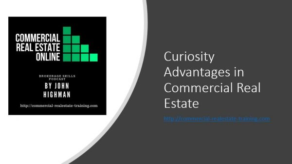 Win More New Business by Being Curious in Commercial Real Estate