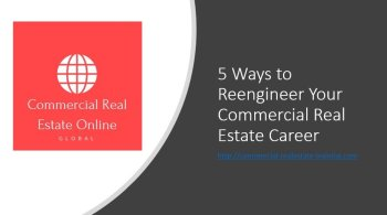 career tips for commercial real estate brokerage video
