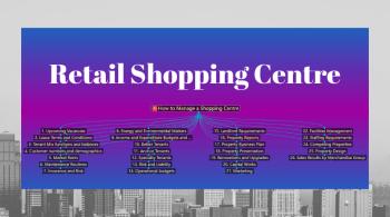 retail shopping centre matrix