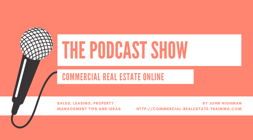commercial real estate podcast show