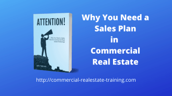 cover of sales plan book in commercial real estate