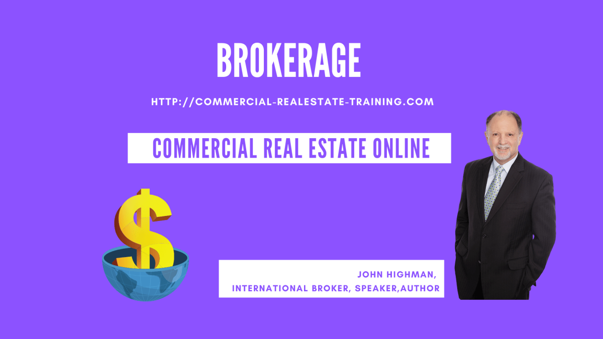 commercial real estate brokerage skills