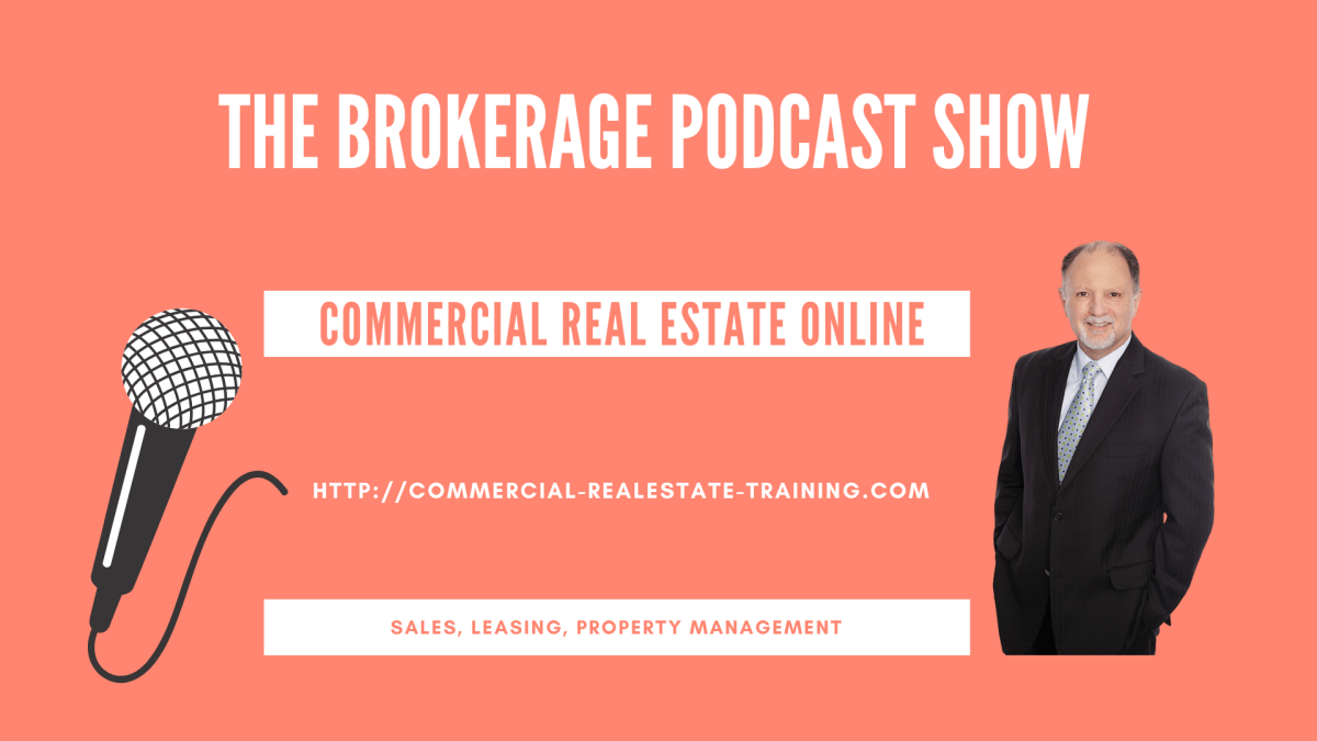 commercial real estate brokerage podcast by John Highman