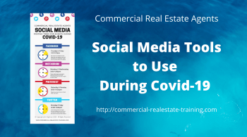 social media banner for commercial real estate posts