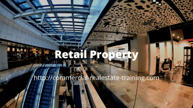 retail shopping mall