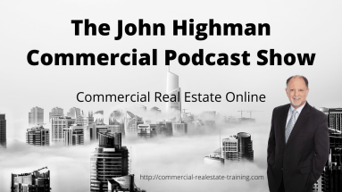 commercial real estate city buildings