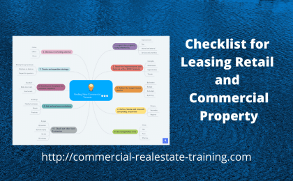 commercial real estate leasing chart for solving vacancy issues