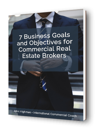 business goals ebook in commercial real estate