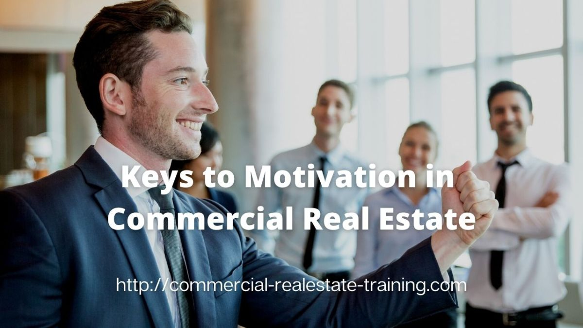 motivated real estate agent smiling