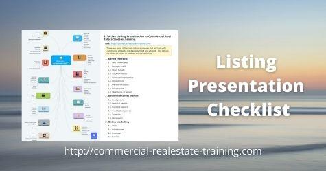 highly effective listing presentation