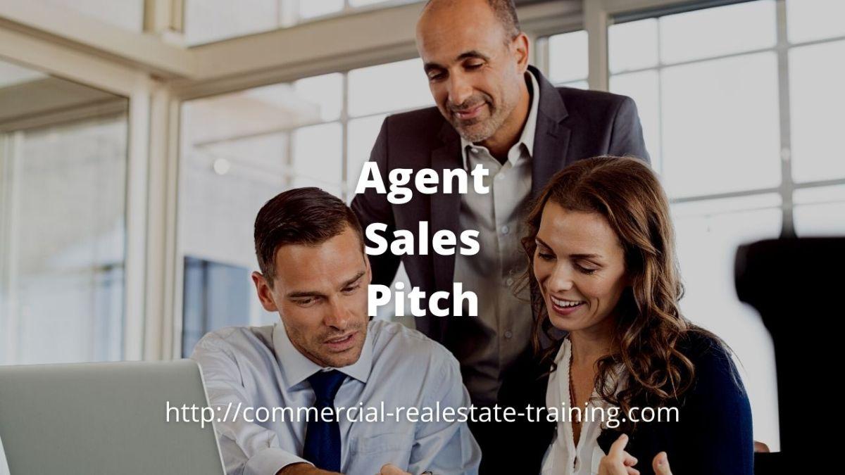 real estate team talking
