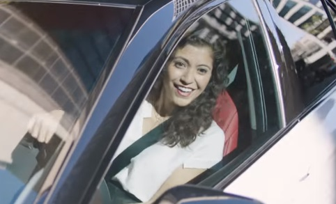 all new camry 2018 black review toyota commercial song - woman driving white xse