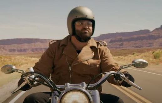 Geico Motorcycle Commercial Wild