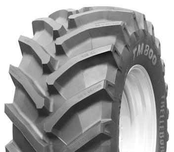 Trelleborg TM 800  Fountain Tire  Fleet and Truck