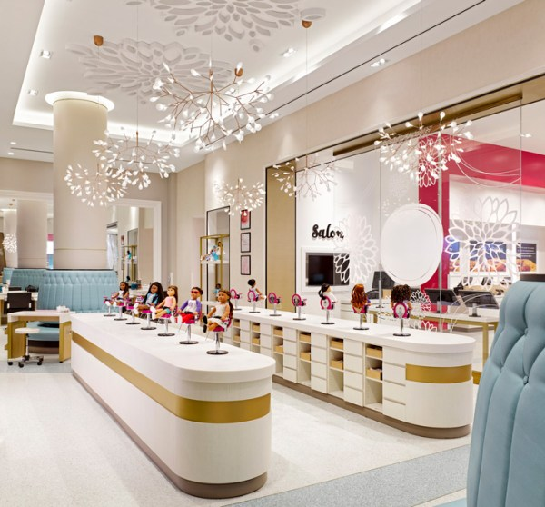 American Girl39s New York City Flagship Store Retail