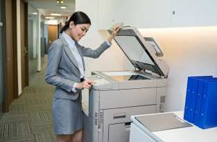 Invest In A Commercial Copier To Increase Your Office's Productivity