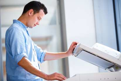 Donating copiers