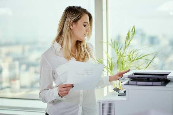 office copy machine