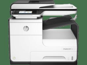 HP PageWide Pro 477DW Copier