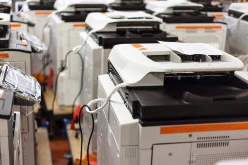industrial copiers