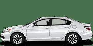 white car sedan instaryde toronto