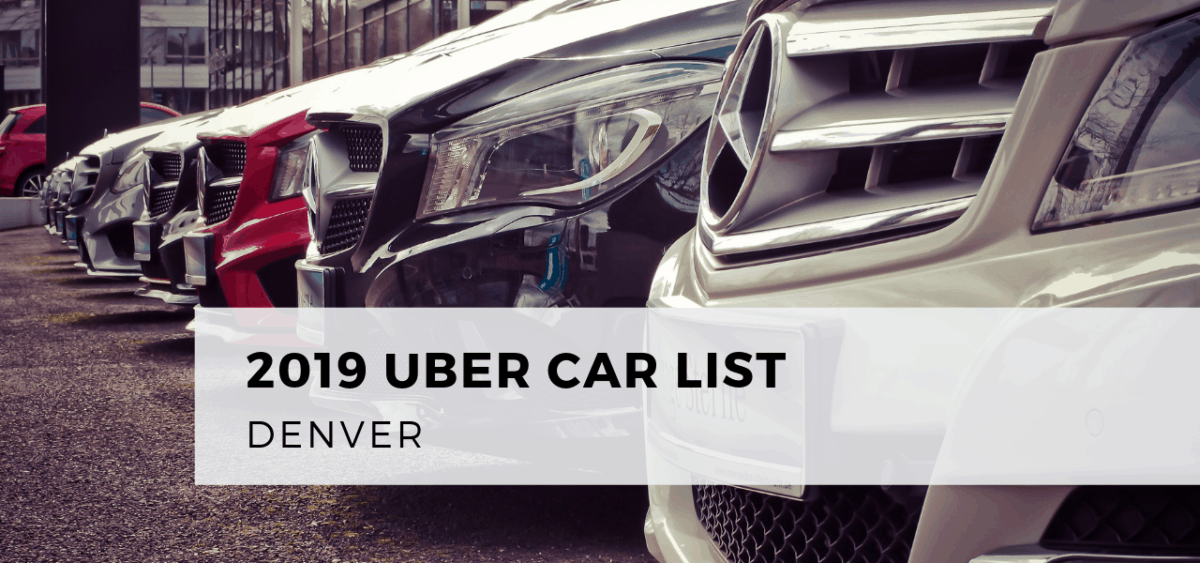 Car Lists Uberx Uberxl And Uberselect Vehicles In Toronto