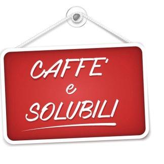 Caffè e Solubili