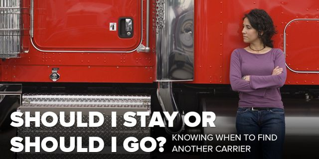 Why an Independent Contractor Owner Operator should have his own Truck Insurance Policy