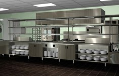 15 Most Beautiful Commercial Kitchen Design That Will Relax You