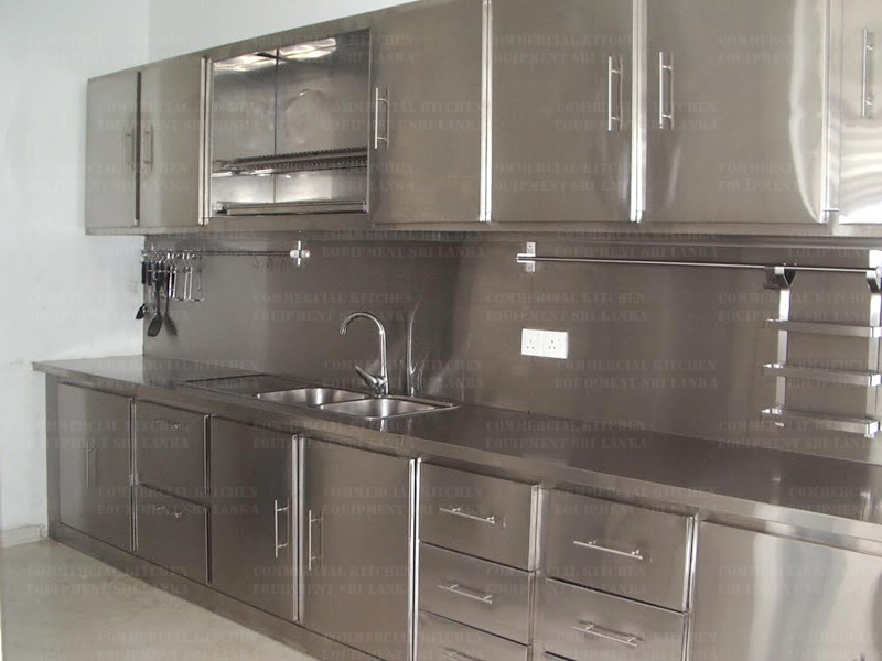 kitchen fluorescent light metal outdoor cabinets pantry,stainless steel pantry cupboards,countertops ...