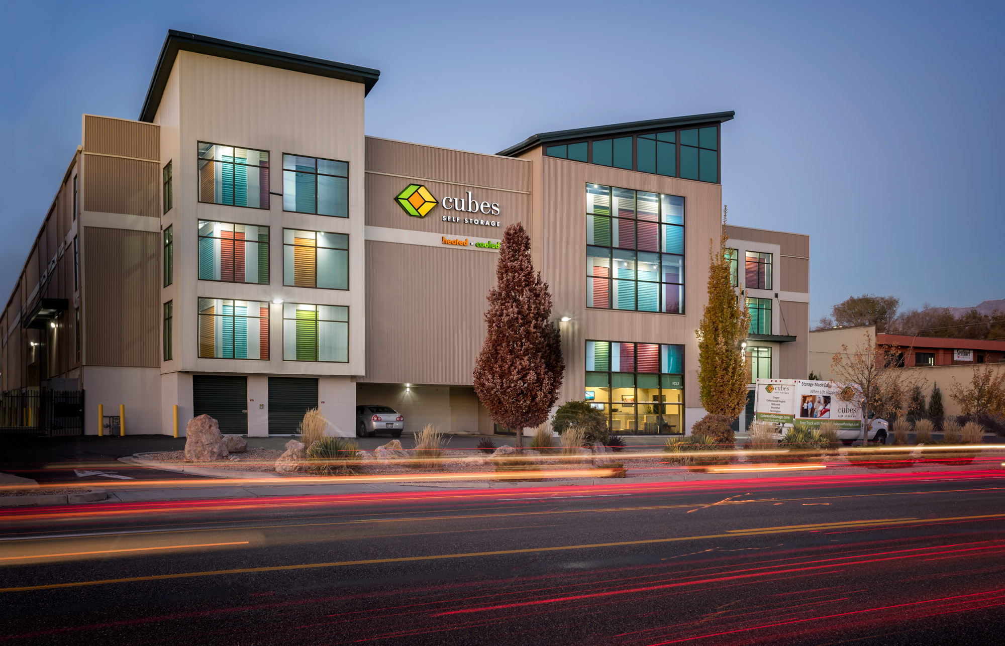 Exterior Commercial Photography