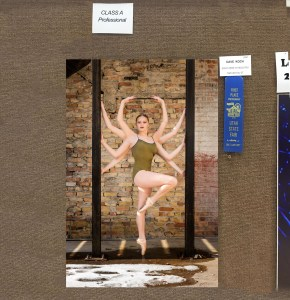First Place in Composite Photography