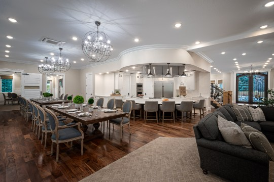 Main Area - The Grand Assisted Living Center