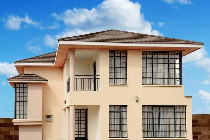 Remarkable 4 Bedroom Sq Angelville Villas For Sale Kitengela Interior Design Ideas Truasarkarijobsexamcom