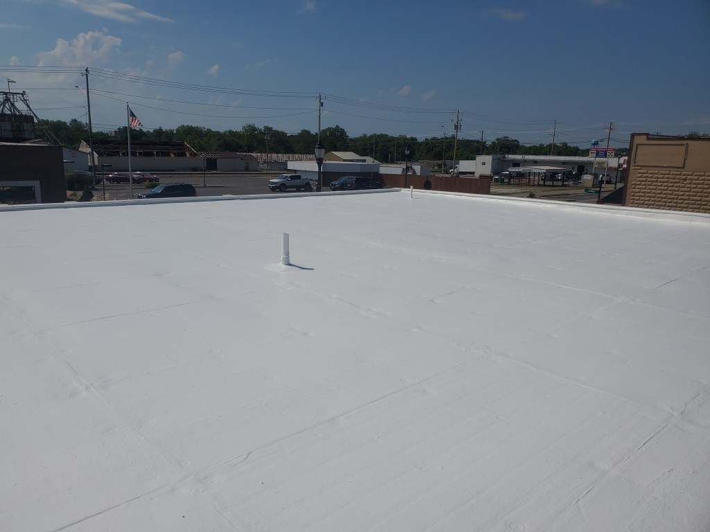rubber roof contractor columbia mo