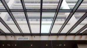 marriott hotel skylight repair 17124-4739