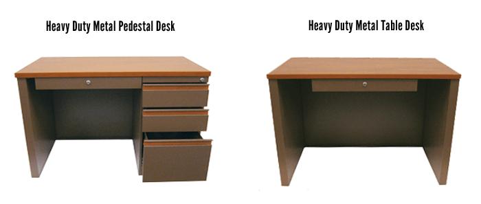 Heavy-Duty-Metal-Pedestal-Desks-Heavy-Duty-Metal-Table-Desks