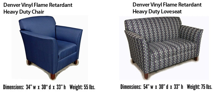 Denver-Vinyl-Heavy-Duty-Chair-and-Loveseat